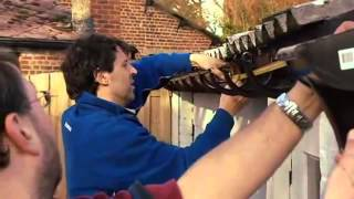 Poser Une Gouttière   - Vidéo Bricolage | GAMMA Belgique