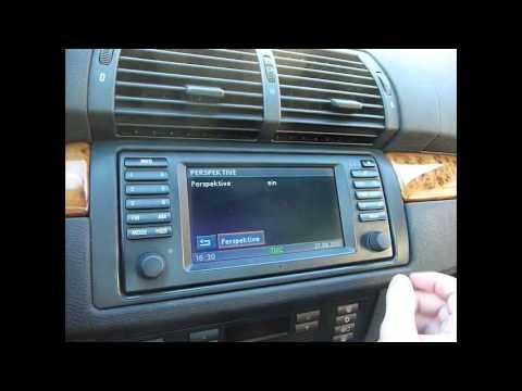Bmw Software Update >> BMW MK4 Navi 3D Ansicht Birdview Perspektive freischalten - YouTube