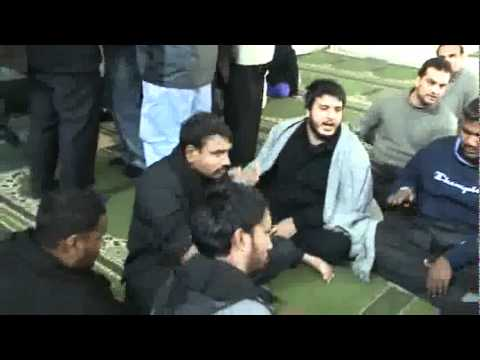 (Pilla Party) Shabbir Tera Sajda - Shaam 2011 (Halab)