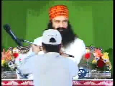 Dera Sacha Sauda:shabad:tere Charano Me Hi Beete Meri Umar Tamam. video