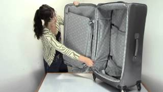 """Luggage Base Review of the Crew 9 29"""" Expandable Spinner"""