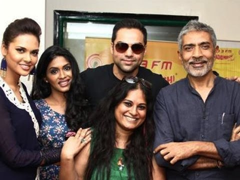 Chakravyuh Team At Radio Stations!