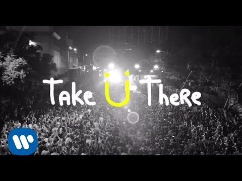 Jack Ü - Take Ü There Ft Kiesza