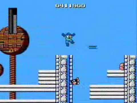 Misc Computer Games - Megaman 4 - Dustman