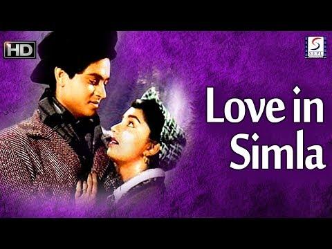 Love in Simla | Joy Mukherjee, Sadhana | Evergreen Movie | HD
