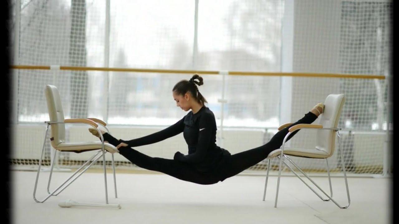 rhythmic gymnastics training heart of courage youtube