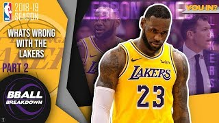 Is LeBron James The Problem For The Lakers?