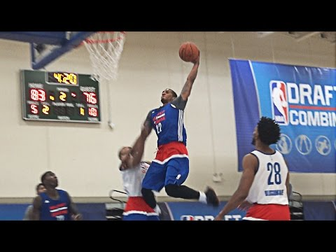 2016 NBA Draft Combine Mixtape