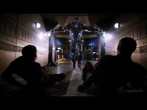 Флэш и Уолли против Савитара | Флэш (3 сезон 9 серия)