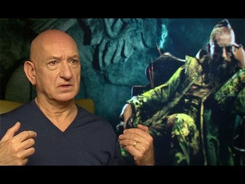 Iron Man 3: Ben Kingsley talks about playing The Mandarin