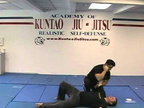 Kuntao Jiu-Jitsu Instructional Training Video - Ground Image 1