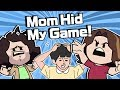 Mom Hid My Game - Game Grumps