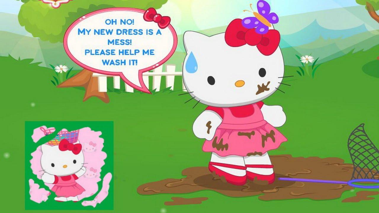 Hello Kitty Fun Laundr...