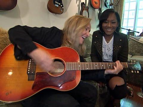 Etheridge, Renea Share Songwriting Secrets