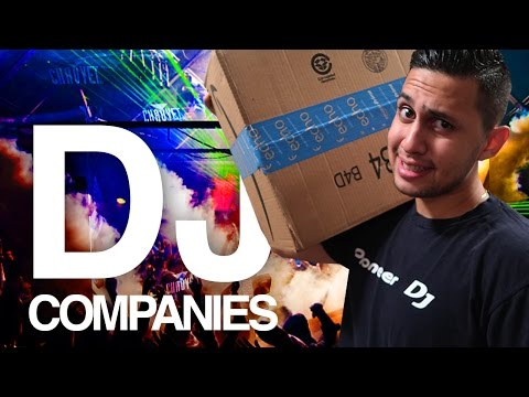 The Problem with DJ EQUIPMENT COMPANIES | UNBOXING MORE EQUIPMENT