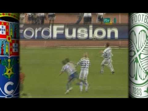 UEFA Cup Final 2003 : Celtic vs Porto - Highlights