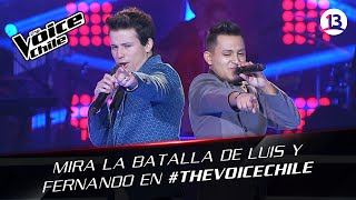 The Voice Chile | Luis y Fernando - Niña