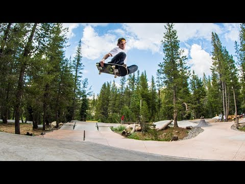 The Best of Skateboarding at Woodward Tahoe - 2017