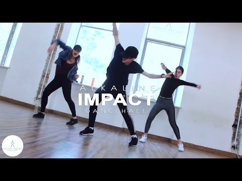Dance Intensive 15 | Alkaline - Impact dancehall by Ami Killacrew | VELVET YOUNG