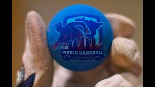 World Handball Championships & USHA 4 Wall Nationals - Friday, August 17