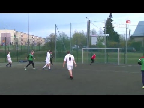 Amatorska Piłka Nożna: Mettec Samodzielnym Liderem - Tv Tetka Tczew HD