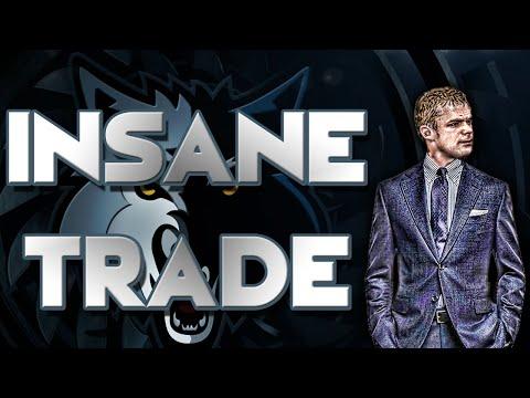 NBA 2K15 PS4 Minnesota Timberwolves My GM Ep. 5 - INSANE TRADE!!!!!