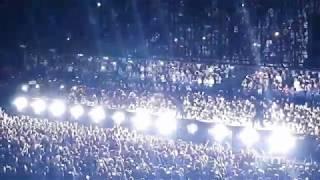 """U2 """"the blackout"""", Paris, 13/09/2018"""