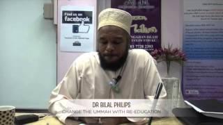 Yayasan Ta'lim: Change The Ummah With Re-Education [03-01-14]