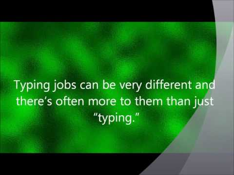 Work from Home Typing  Positions Available Now‎