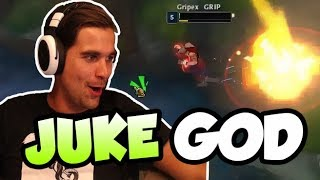 Gripex - THE JUKE GOD LEE SIN!