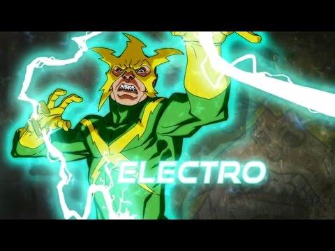 Великий Человек-паук - Электро - Сезон 2, Серия 2 | Marvel