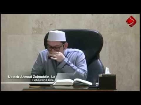 Fiqh Do'a Dan Dzikir - Ahmad Zainuddin, Lc
