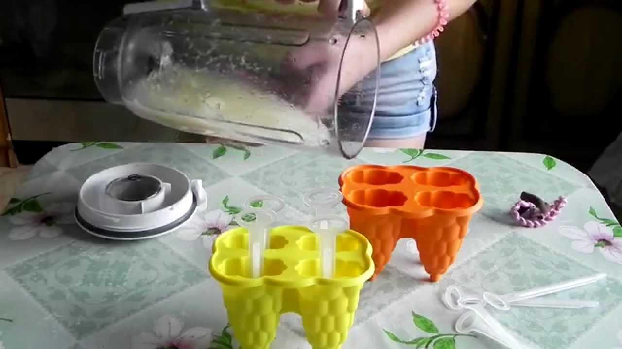 Формы для домашнего мороженого своими руками 43
