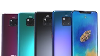 Huawei Mate 20 pro introduction