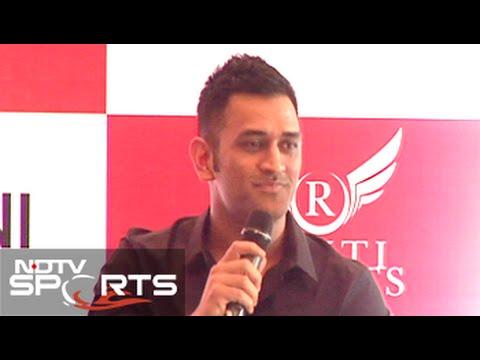 Mahendra Singh Dhoni says he is always smitten by cricket 'ka keeda'