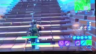 Epic trick shot on a llama
