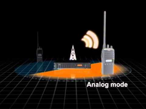 Two-Way Radios - Icom: Analog vs Digital