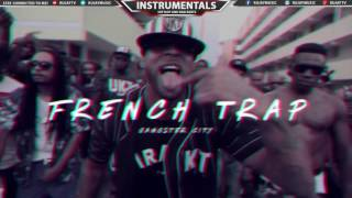 "French Trap Beat ""Gangster City"" 