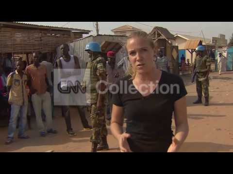 SOUTH SUDAN UN PATROL