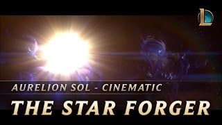 Aurelion Sol: The Star Forger Returns | New Champion Teaser - League of Legends