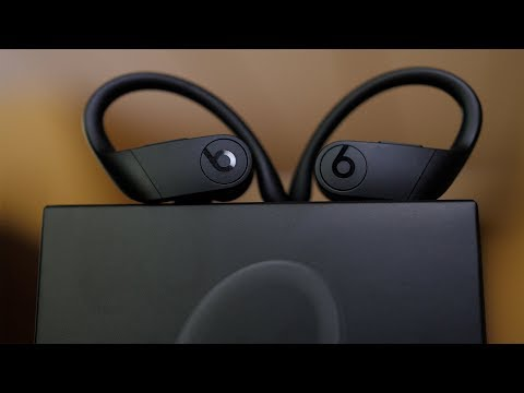 Powerbeats Pro: Unboxing + Initial Review
