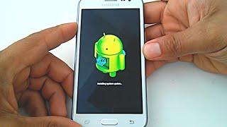 Hard Reset Samsung Galaxy J2 J200BT, J200F, J200G J200GU, J200H, J200M, Como Formatar, Restaurar