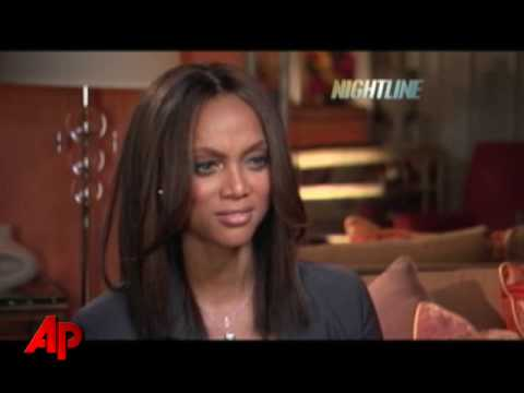 "Tyra Banks: ""I Wish I Was More of a Diva"""