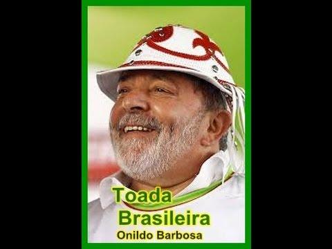 TOADA BRASILEIRA -ABOIO- ONILDO BARBOSA
