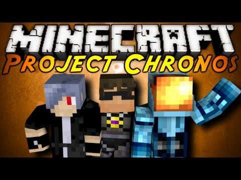 Watch Minecraft: Project Chronos Part 1