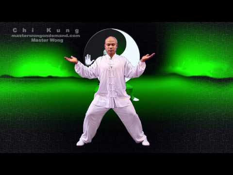 Tai chi for beginners - Chi Kung Training Lesson 4 Image 1