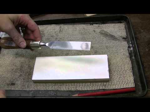 A Primer on Chisel Sharpening