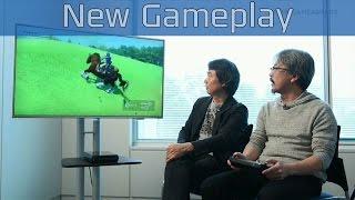 Legend of Zelda - Brand New Gameplay [HD]