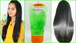 ALOE VERA GEL For Hair Growth PrettyPriyaTV