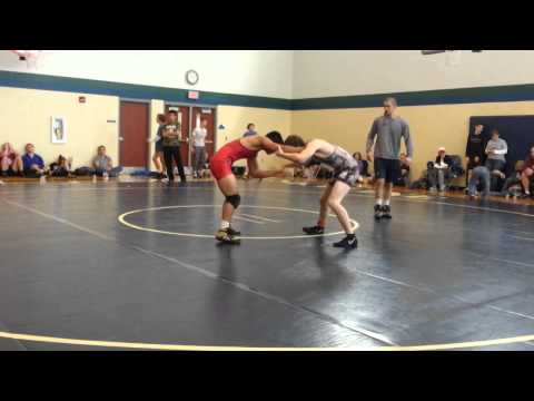 Anjelo, Freestyle Wrestling Tournament @ Skyline HS Image 1